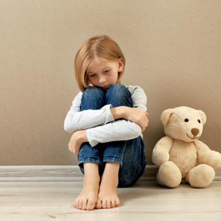A Teddy Bear Can Never Replace a Loving Parent
