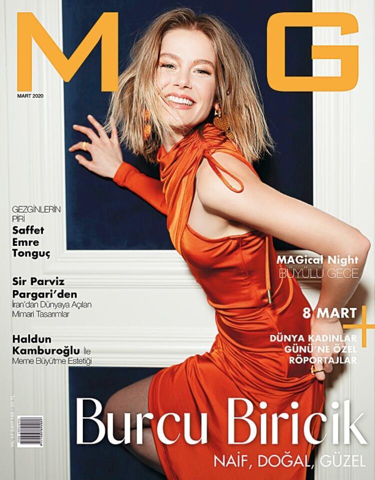 MAG Dergi - Burcu Biricik