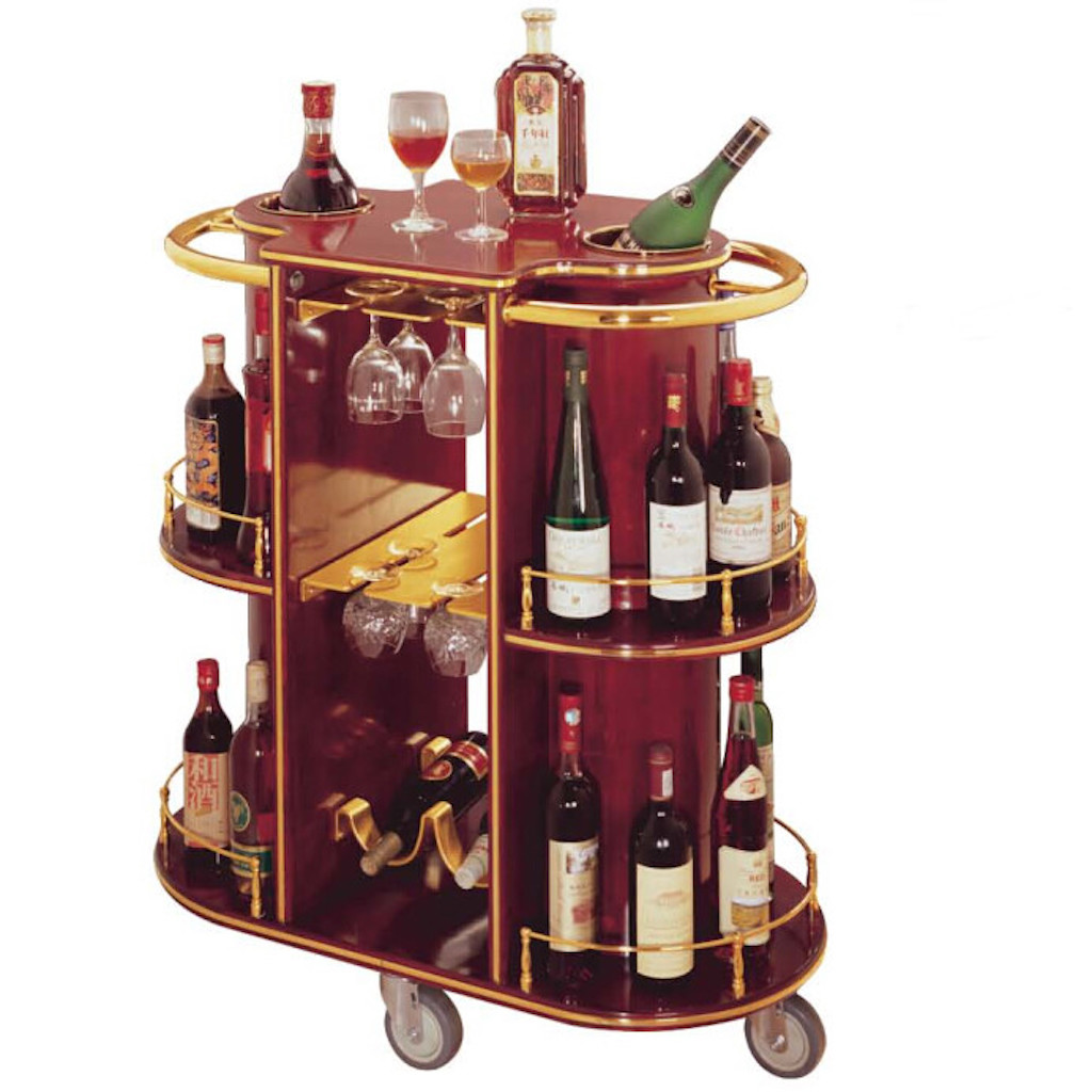 Bar Trolley 1