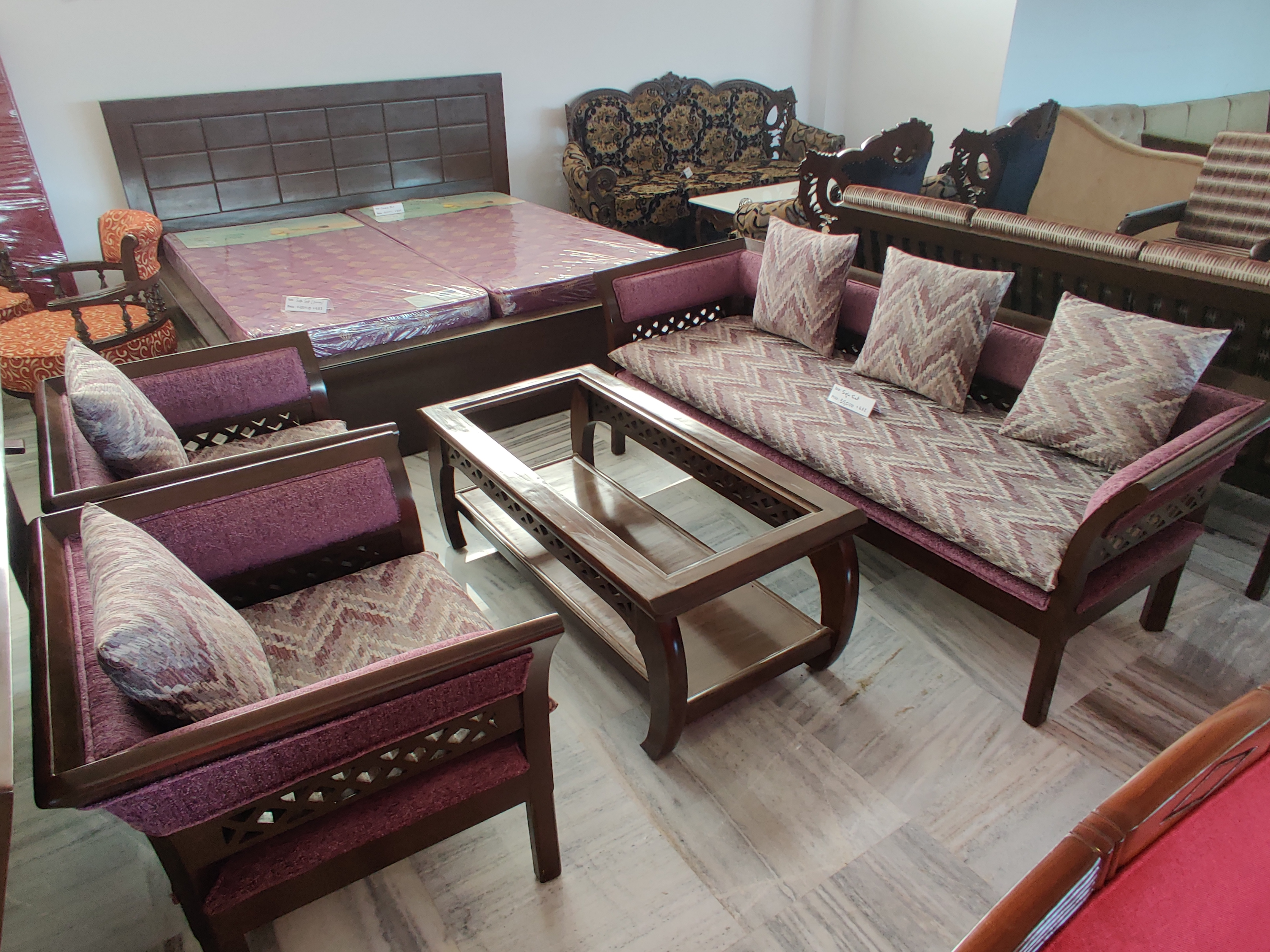 Sofa Set 31