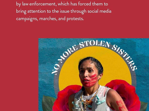 Interior Department's New Unit To Investigate Missing And Murdered Native Americans