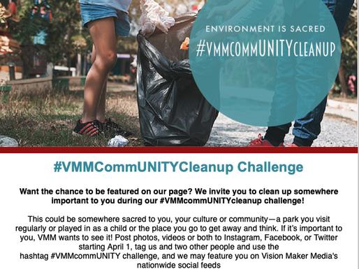 #VMMCommUNITYCleanup Challenge