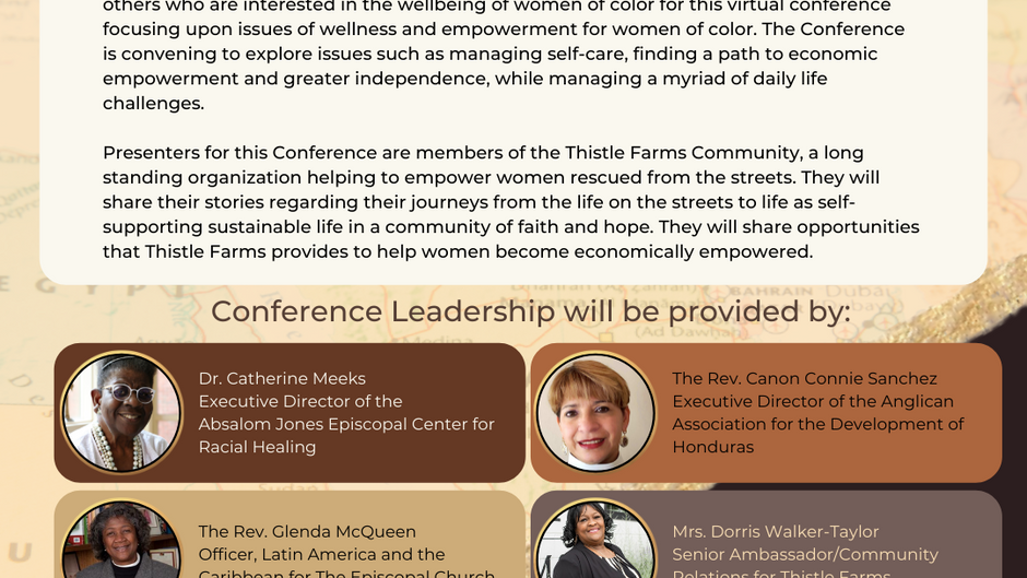 International Women of Color Wellness and Empowerment Conference