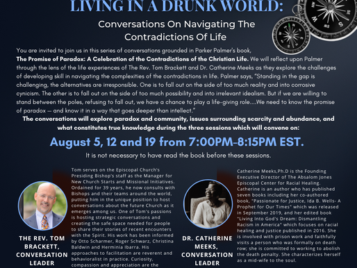 Staying Sober While Living In A Drunk World: Conversations On Navigating The Contradictions Of Life