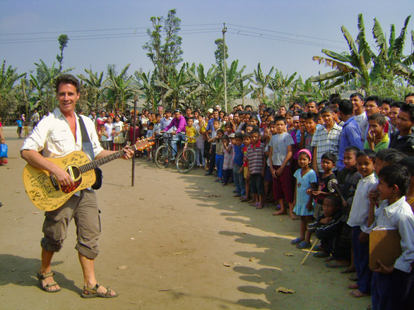 UNHCR Camps-Nepal 2007