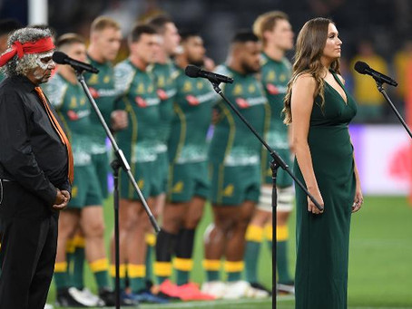 Australia has changed its national anthem in a bid to reflect 60,000 years of Indigenous history