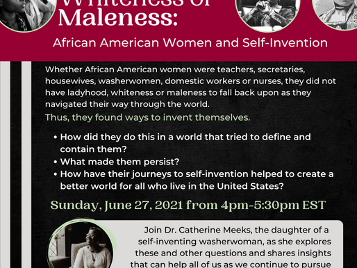 No Ladyhood, Whiteness or Maleness: African American Women and Self-Invention