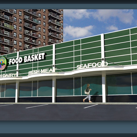 Rendering - America Food Basket