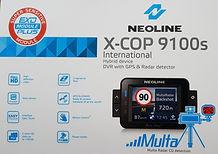 radaru detektori neoline x-cop 9100 s