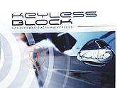 auto signalizacija keylees block