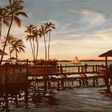 Sunset at Islamorada Fish Company.jpg