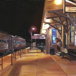 Doylestown Train Station