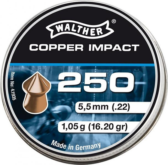 WALTHER COPPER IMPACT  5.5