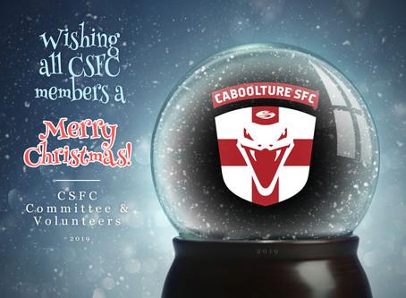 CSFC Newsletter December 2019