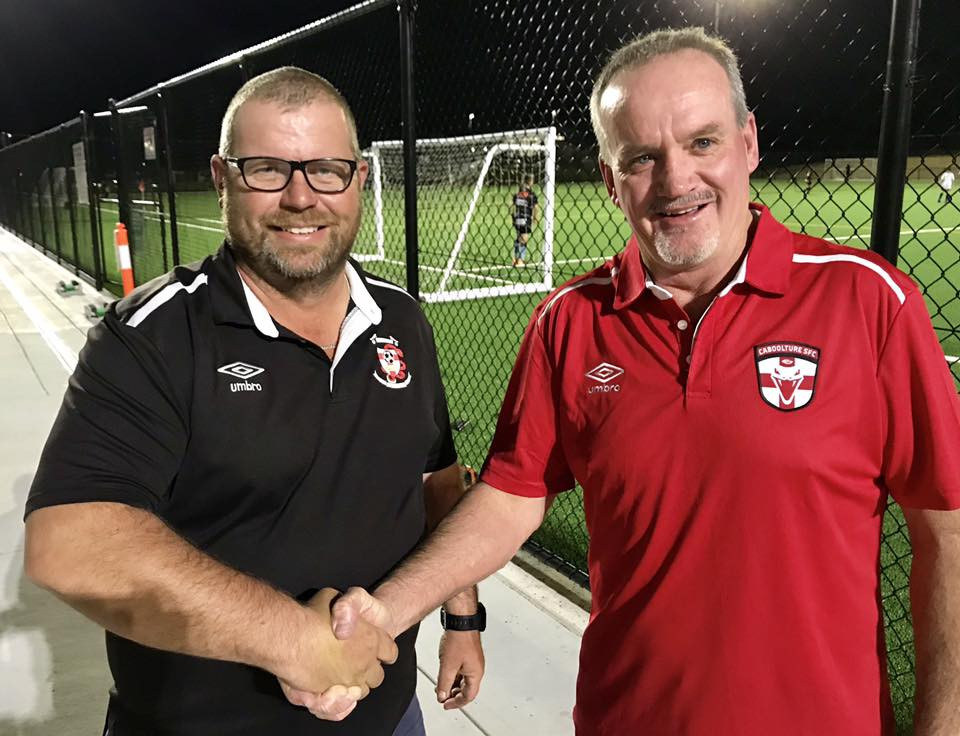 Capital 1 Womens Head Coach Phillip Harrison