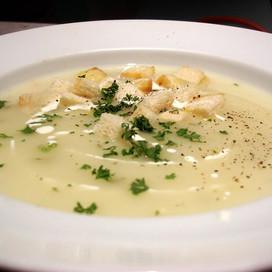Kremalı Düdük Çorbası