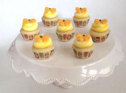 Vanilla Lemon Cupcakes