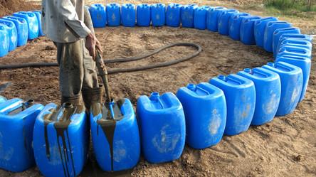 Organic Liquid Manure Fertilizer | Jaivik Khaad | Liquid Compost | Arc Bio Fuel Handiaya Barnala Punjab