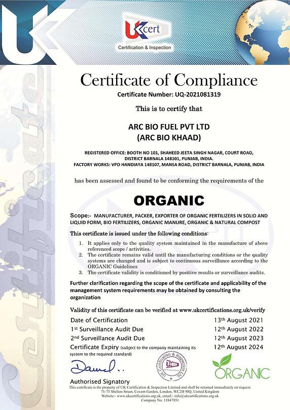 ARC BIO FUEL PVT LTD ORGANIC UQ-2021081319_001.jpg