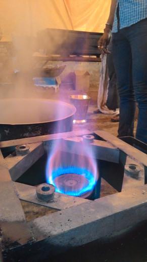 purified bio gas by arc bio fue.jpg