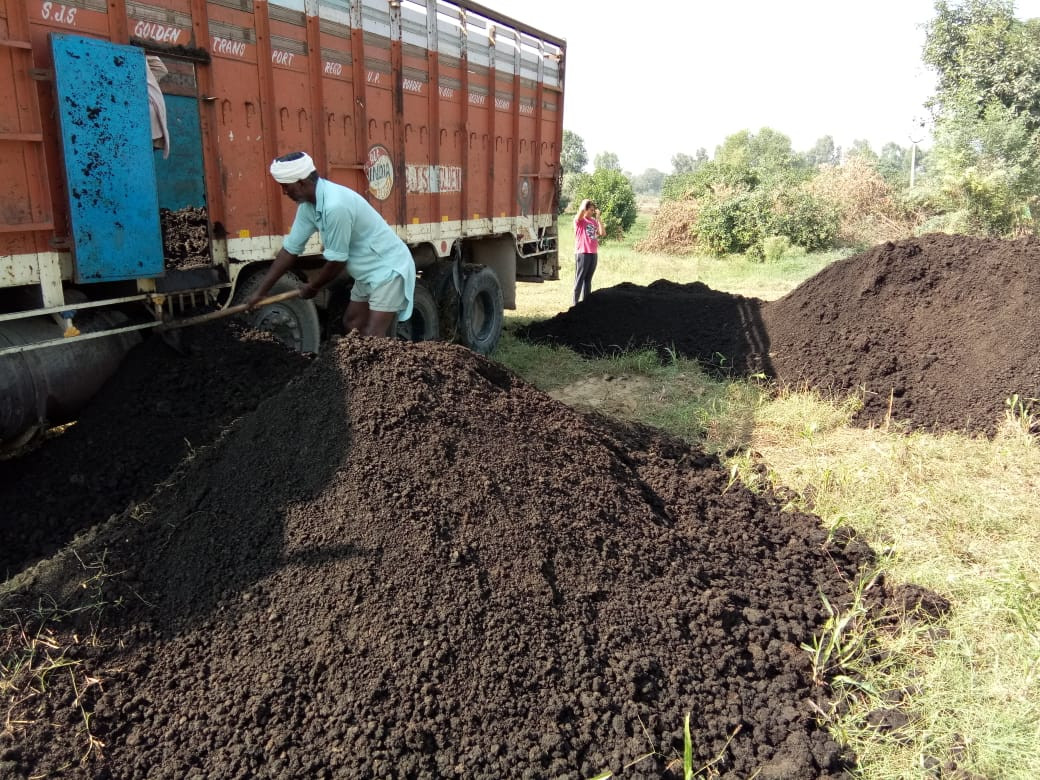 Organic Manure Fertilizer   Jaivik Khaad   Arc Bio Fuel Handiaya Barnala Punjab