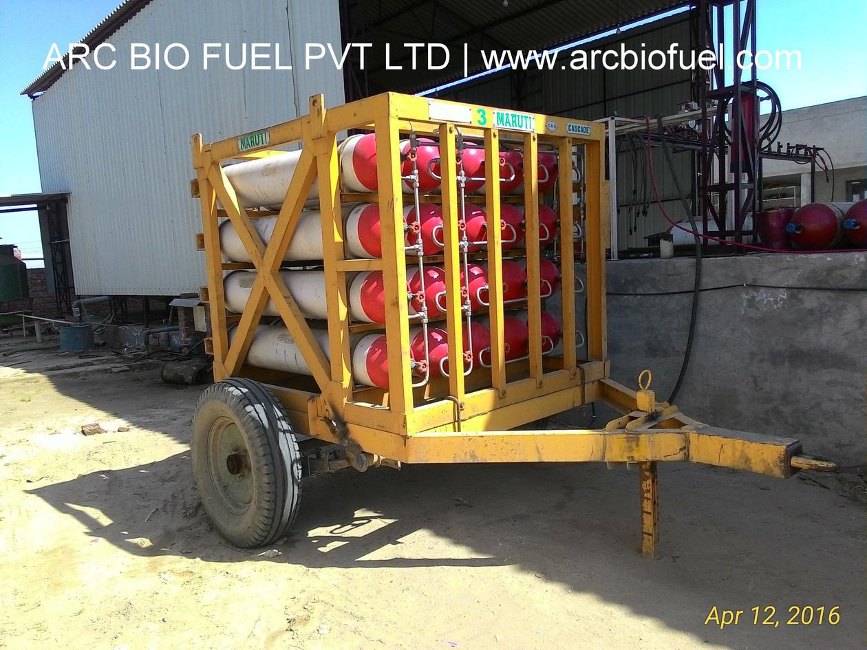 Compressed Bio Gas Cooking | Bio CNG Car | Arc Bio Fuel - Barnala, Punjab