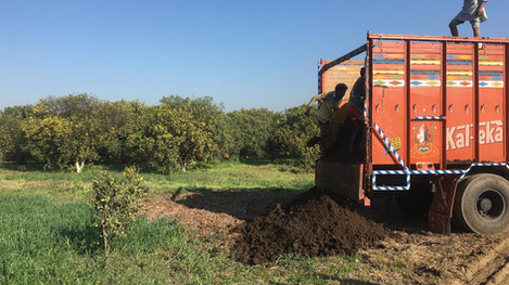 Organic Manure Fertilizer | Jaivik Khaad | Arc Bio Fuel Handiaya Barnala Punjab