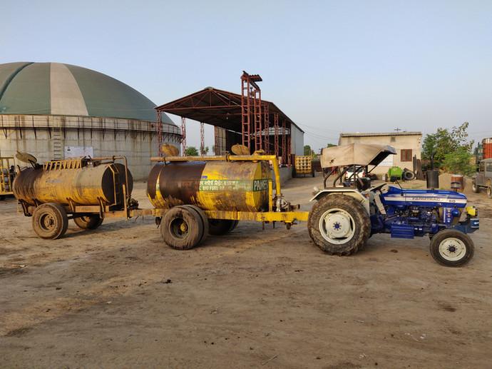 Liquid Manure by Arc Bio Fuel - Handiaya