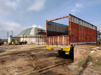 july month abohar khaad truck loading 08
