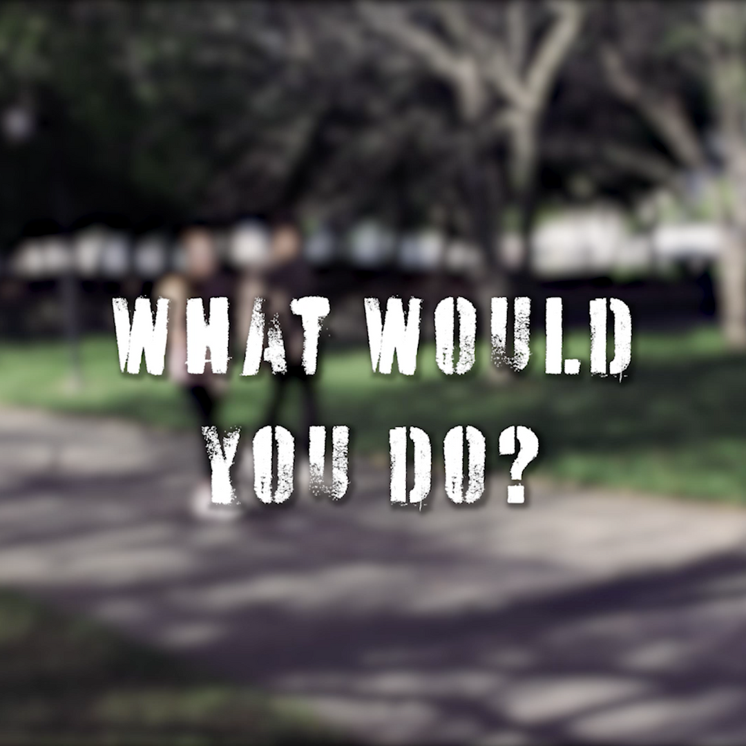 WHAT WOULD YOU DO_ Instagram Version  bo