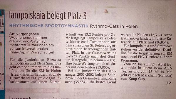 Tageblatt 13 April 2016.jpg