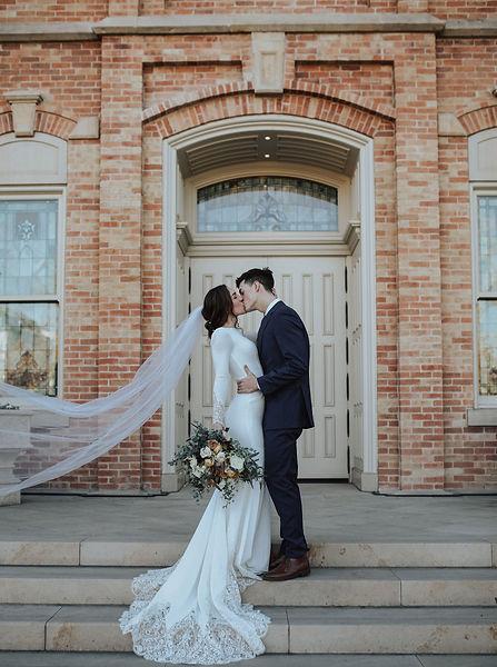 Red Brick Wedding Photography