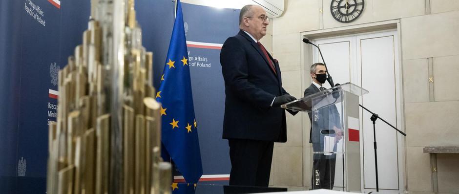 Podsumowanie działań MSZ w obszarze dyplomacji ekonomicznej