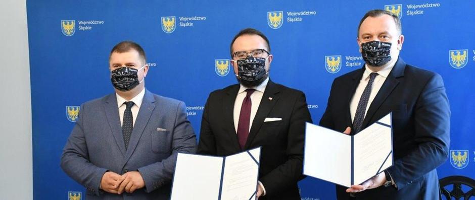 Współpraca MSZ z Urzędem Marszałkowskim Województwa Śląskiego