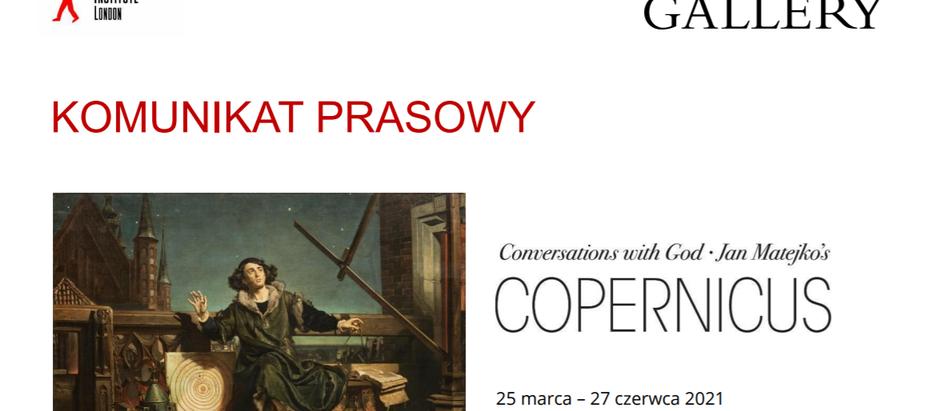 Ekspozycja obrazu Jana Matejki w londyńskiej National Gallery
