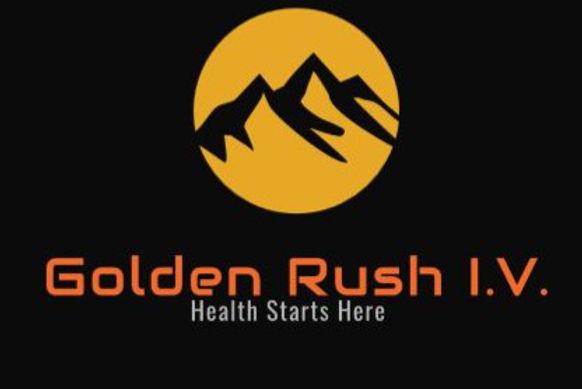 Golde Rush IV IV Lounge Hydration Lounge