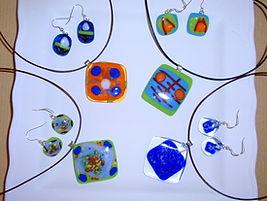 Amazing Glaze Glass Fused Jewelry