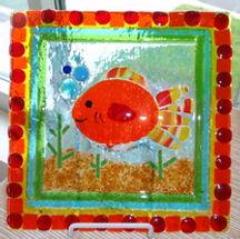 Kid's Glass Art Amazing Glaze