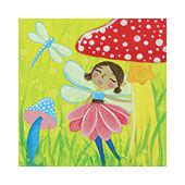 12 canvas Woodland Fairy.jpg