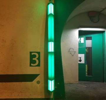 Tunnel Birchi A5: Tunnelsicherheit