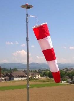 Spital Muri: Windrichtungsanzeiger