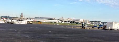 Flughafen Zürich: Verschiedene Luftzeichen