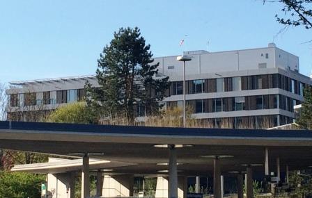 Kantonsspital Baden: Beleuchtung Helikopterlandeplatz