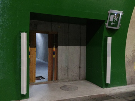 Tunnel Chlus N28: Tunnelsicherheit