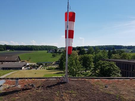 Spital Münsterlingen: Beleuchtung Helikopterlandeplatz