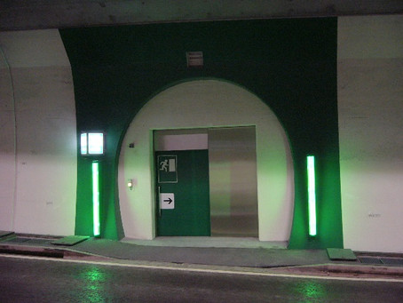 Tunnel Umfahrung Küblis GR: Tunnelsicherheit