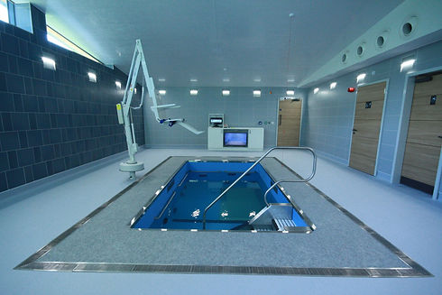 Hydroworx Rehabilitation Pool - Hydrotherapy Pool by Rockingham Swimming Pools