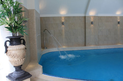 Indoor Pool Water Cannon