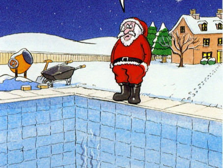 Merry Christmas from All at Rockingham Swimming Pools!