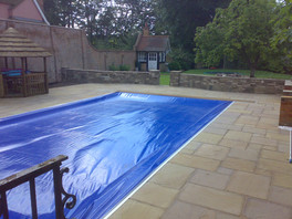 Automatic Pool Safety Cover